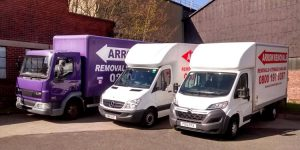 Arrow Removals Vans