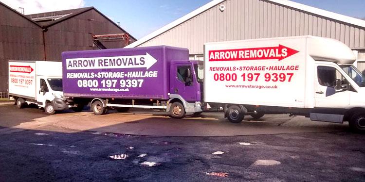 Arrow Removals Vans