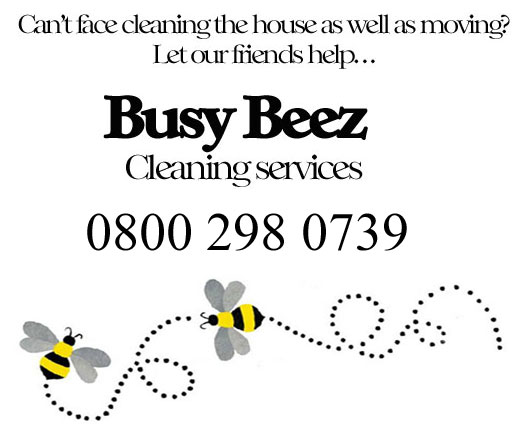 Busy Bees Cleaning Service logo
