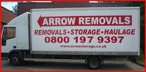 Arrow Removals Removal Vans