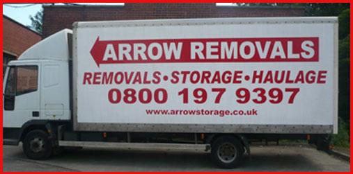 Arrow Removals Removal Vans